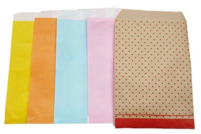 カラー紙袋の追加/焼き菓子単品用