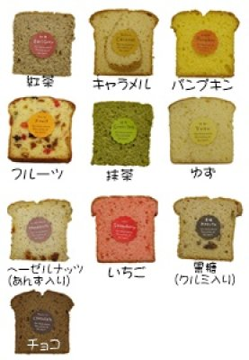 画像1: パウンドケーキ各種/c (1)