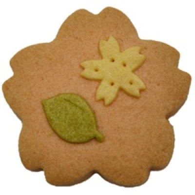 画像1: さくらデザインクッキー (1)