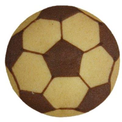 画像1: サッカーボールクッキー (1)