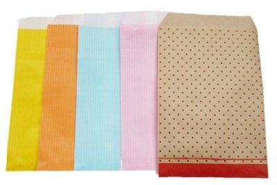 画像1: カラー紙袋の追加/焼き菓子単品用 (1)