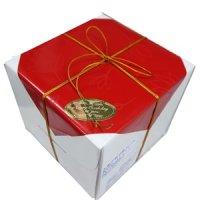 画像1: バースデーキャンドル付き苺ムースケーキ【お誕生日プレゼント】【6名様用】